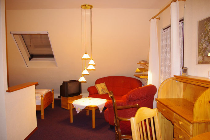 Nordberlin-Unterkunft - Apartment 2 - Sitzgruppe