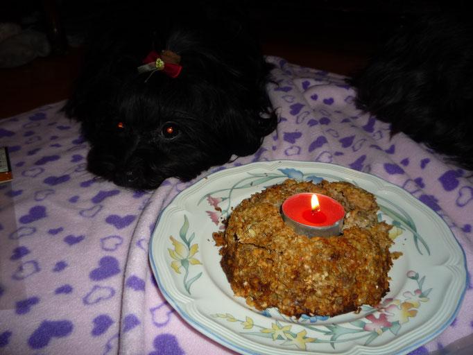 ... schmatz ... mein 1. Geburtstag ... 1J