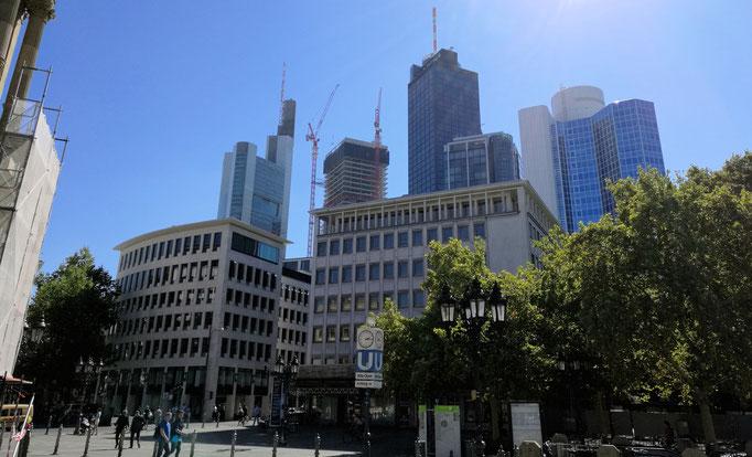 Frankfurt an der Alten Oper eingesandt von Heiner Beitz / Frankfurt am Main