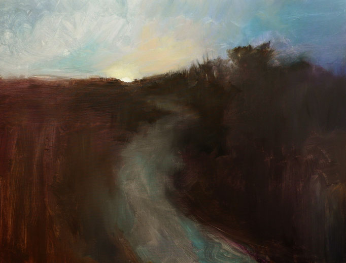 Road to Ghent-49x38