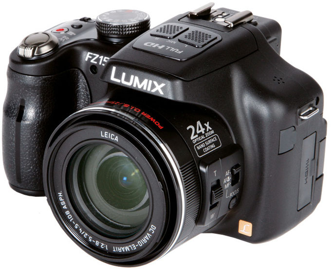 Baugleich mit Leica V Lux 3 (Bridgekamera)