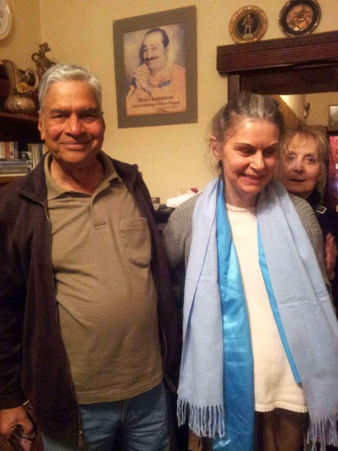 Shridhar & Pamela