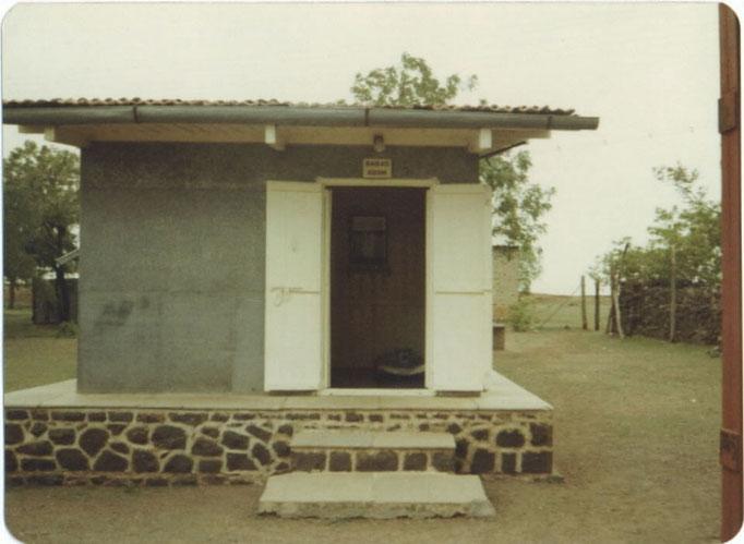 Baba's cabin - Upper Meherabad