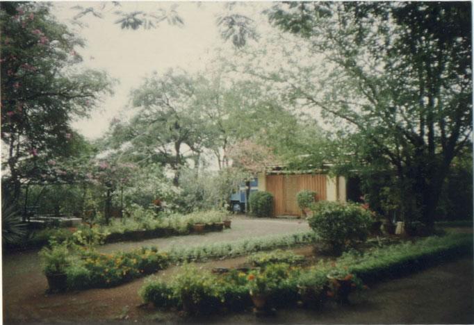 Meherazad - garden