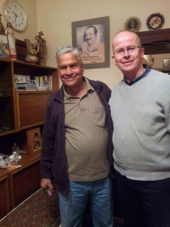 Shridhar & David