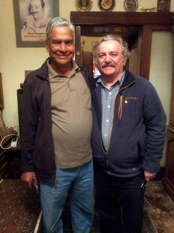 Shridhar & Tony