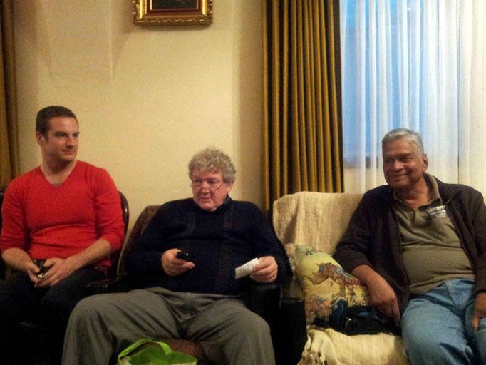 Oliver,Ian & Shridhar