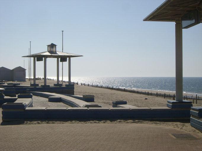 Le Front de mer de Soulac