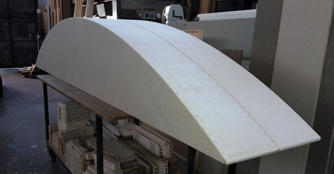 Centine per costruzione archi in muratura