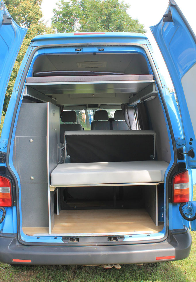 volkswagen t5 hochdach fernweh reisemobiles webseite. Black Bedroom Furniture Sets. Home Design Ideas