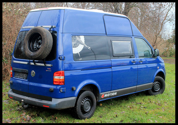 volkswagen t5 4motion hochdach fernweh reisemobiles. Black Bedroom Furniture Sets. Home Design Ideas