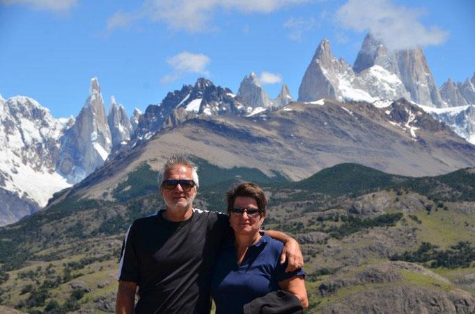 Fitz Roy in Patagonien