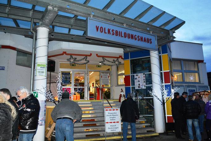 """unser """"Stammhaus"""""""