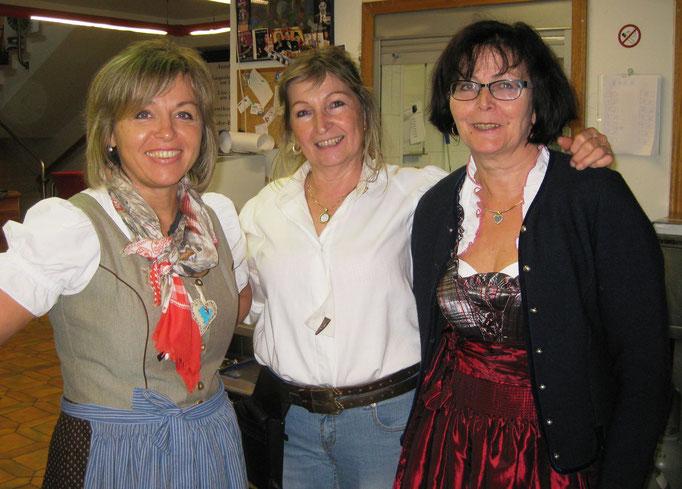 Gabi und Hedy und Gabriela