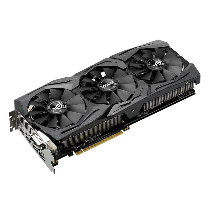 ASUS ROG STRIX-GTX1060-O6G-GAMING - GeForce GTX 1060