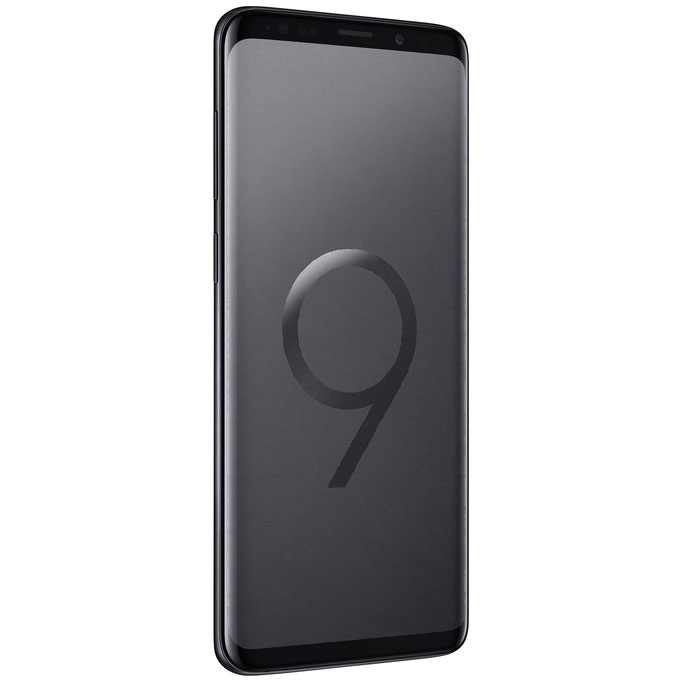 Samsung Galaxy S9+ Noir Carbone