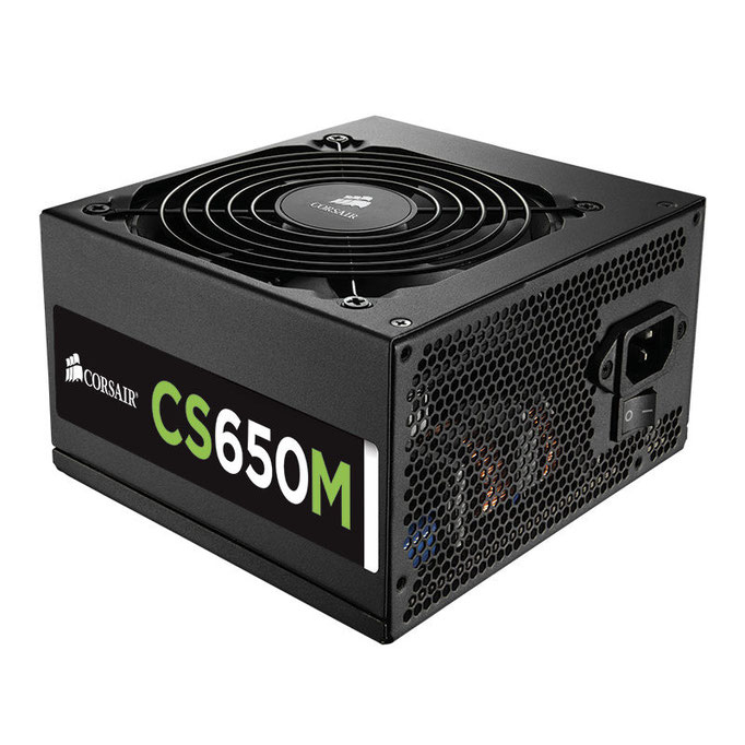 Corsair CS650 80PLUS Gold