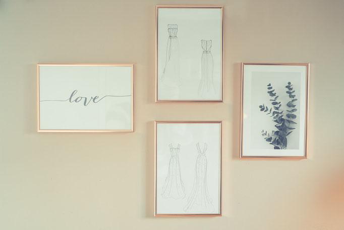 love sketch detail Atelier VON EIDEN