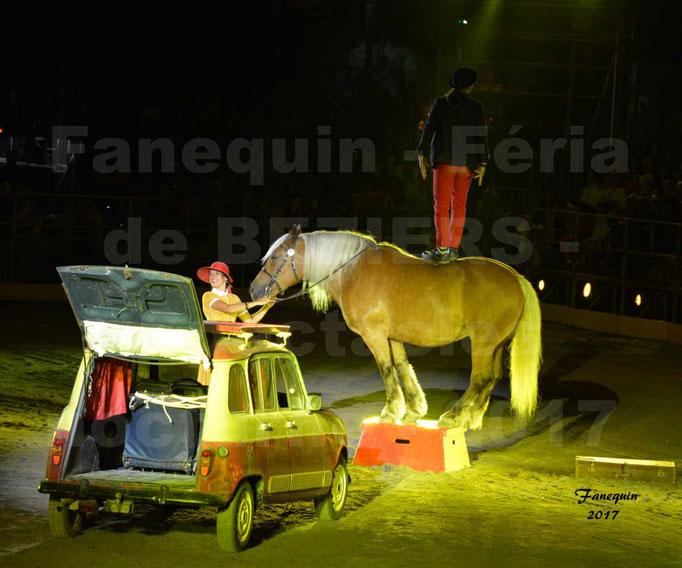 """Féria de BEZIERS 2017 - Spectacle """"Nuits Equestres"""" - 5"""