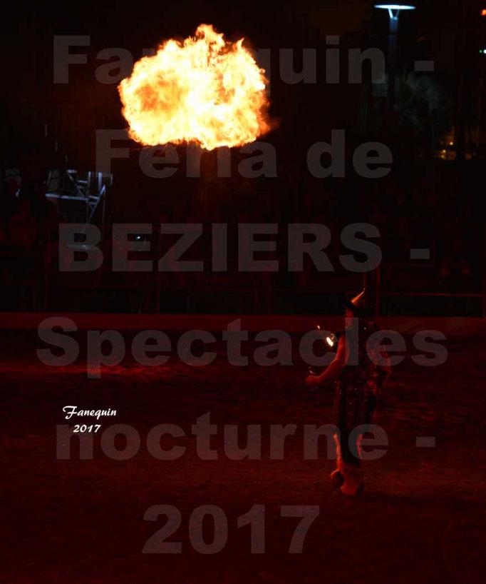 """Féria de BEZIERS 2017 - Spectacle """"Nuits Equestres"""" - 11"""