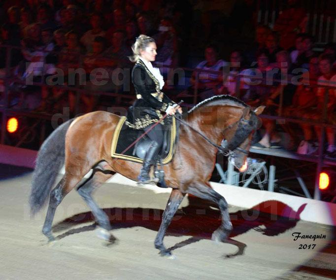 """Féria de BEZIERS 2017 - Spectacle """"Nuits Equestres"""" - 2"""