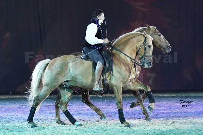 Cheval Passion 2017 - gala des Crinières d'OR - GARI ZOHER - 18