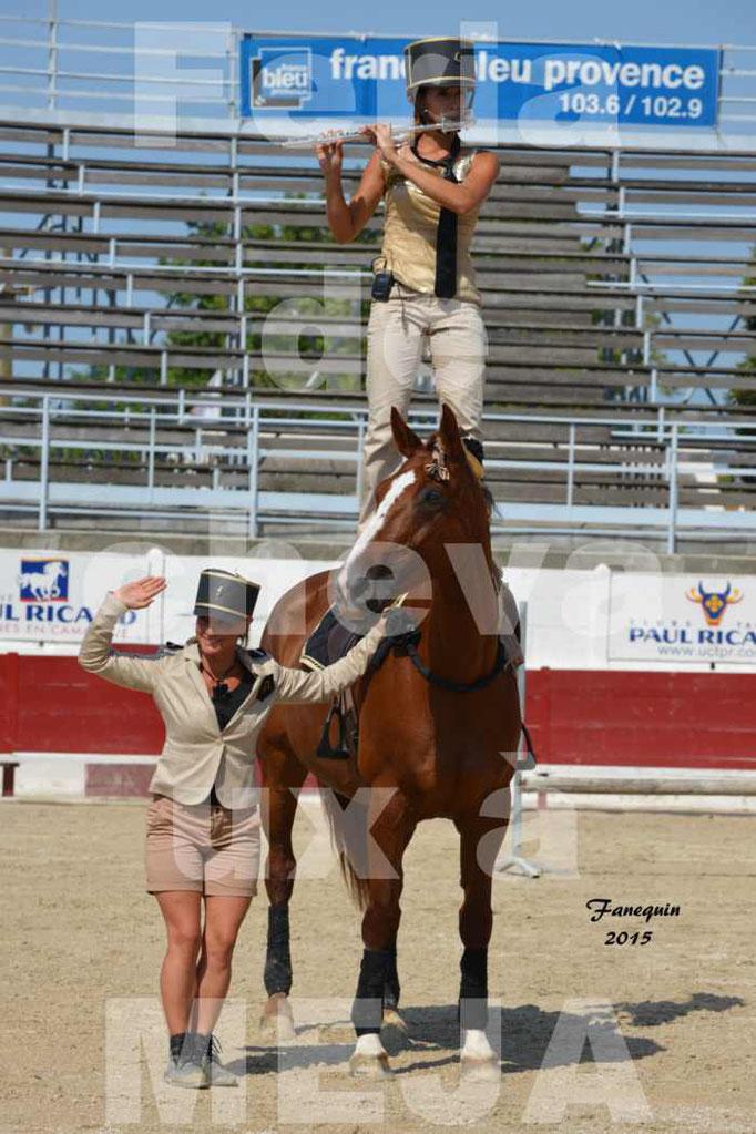 Etoiles de Méjanes 2015 - jeune gendarmes