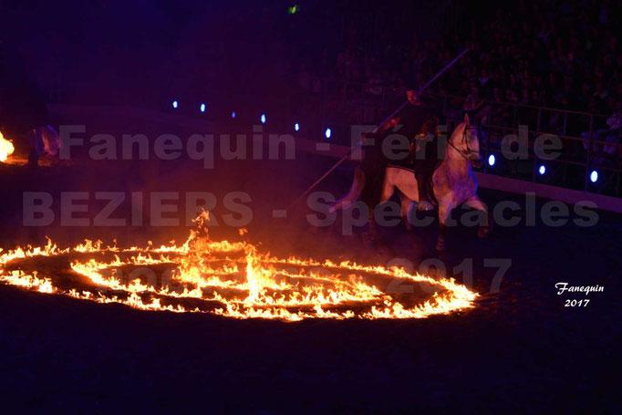 """Féria de BEZIERS 2017 - Spectacle """"Nuits Equestres"""" - 8"""