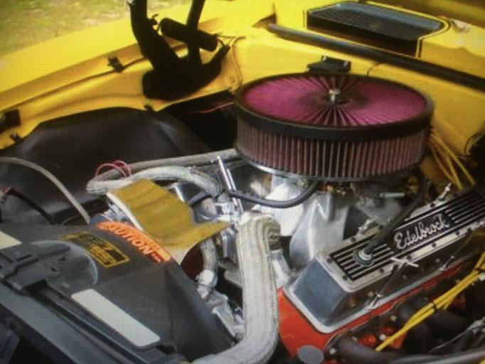 1968-er Camaro 4-Gang Schaltgetiebe SS-Umbau