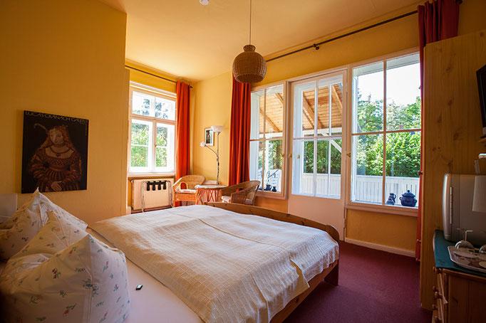 Villa Gisela - Gästezimmer Pension