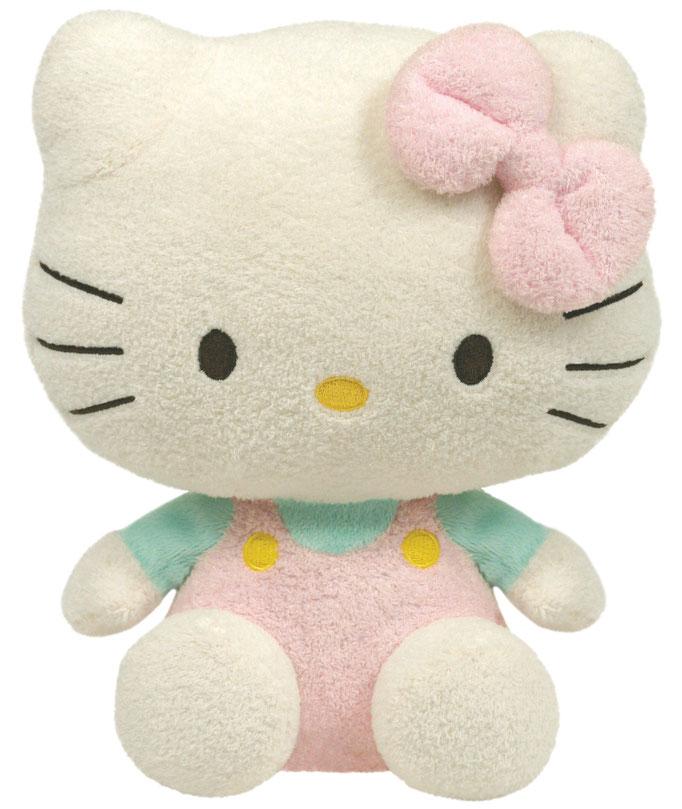 Hello Kitty Overall roze / groen