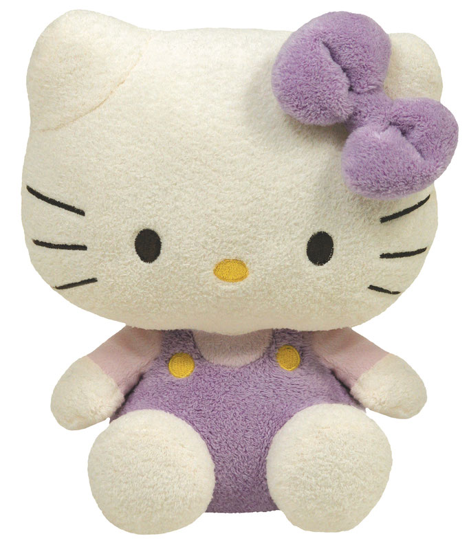 Hello Kitty Overall lavendel / roze