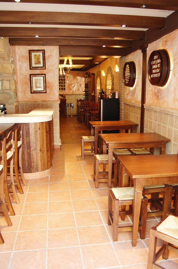 Resultado de imagen de decoracion restaurantes rusticos
