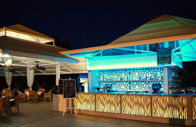 Resultado de imagen de decoracion de terrazas de restaurantes
