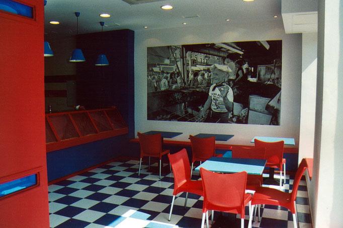 Resultado de imagen de decoracion restaurante italiano