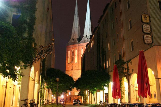 Nikolaikirche - Kosciol Mikolaja