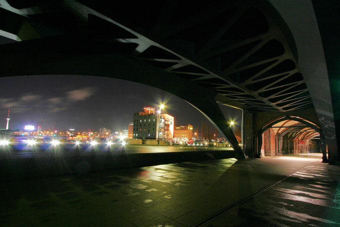 Moj ulubiony most - Oberbaum
