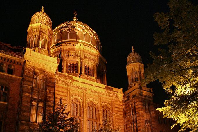 Synagoga na Oranienburgerstrasse