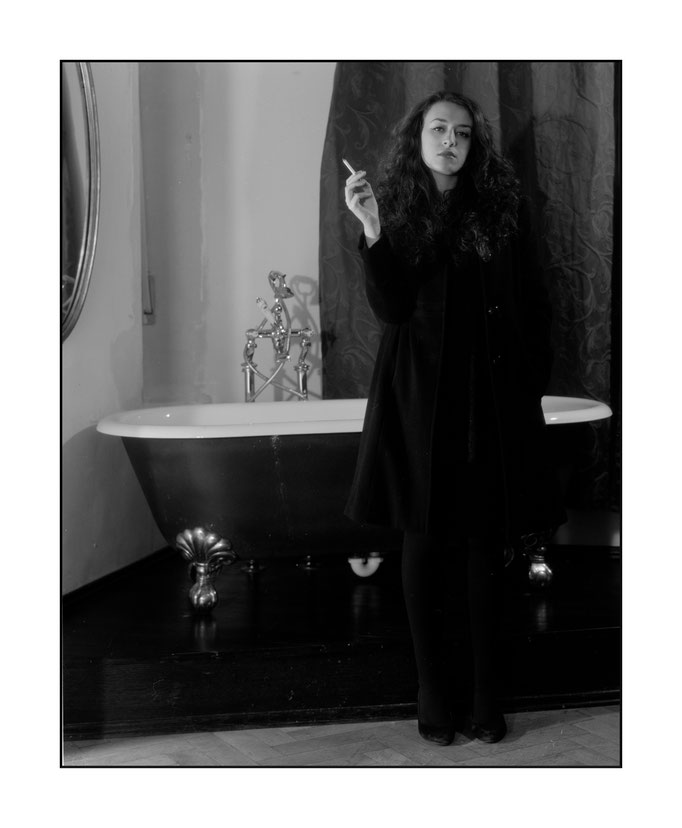 Janna Ambrosy Schauspielerin © Mathias Winkler 2013