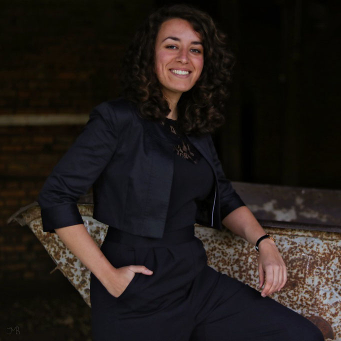 Janna Ambrosy Sprecherin © Jens Bleuel 2020