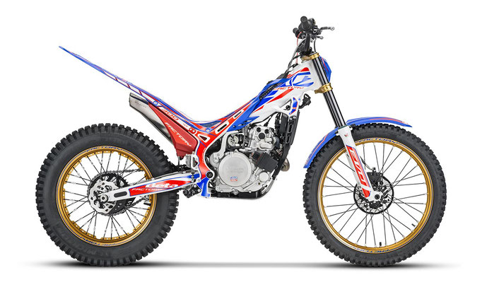 BETA TRIAL EVO FACTORY 4T MY21 (300cc)