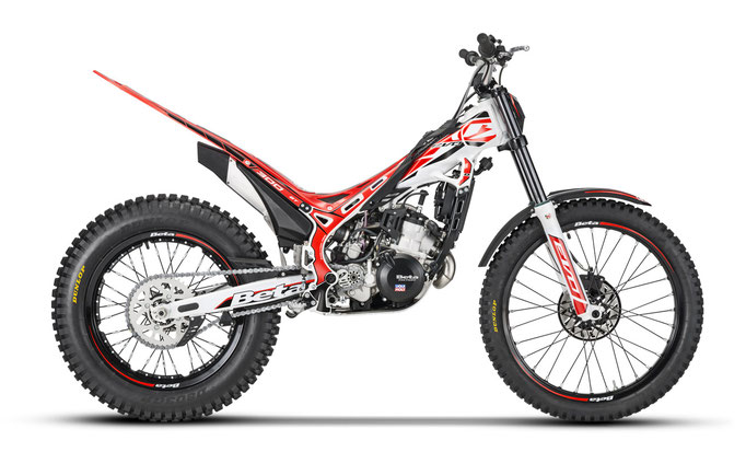 "BETA TRIAL EVO 2T MY21 (125cc/250cc/300cc/300cc SS ""Super Smooth"")"