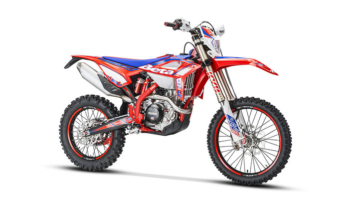 BETA ENDURO RR RACING 4T MY21 (350cc/390cc/430cc/480cc)