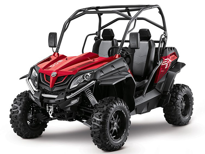 ZFORCE 800 4X4 EPS