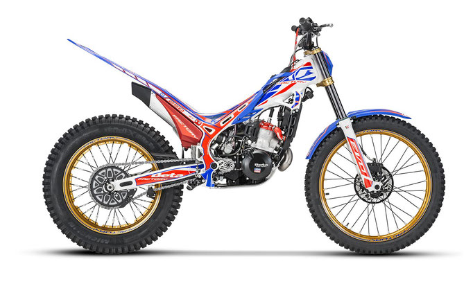 BETA TRIAL EVO FACTORY 2T MY21 (125cc/250cc/300cc)