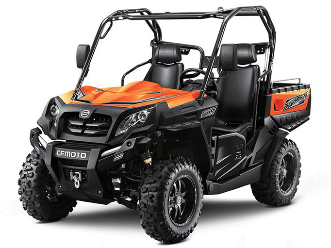 UFORCE 550 4X4 EPS