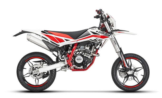 BETA RR MOTARD 4T LC (125cc)
