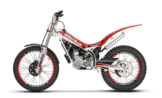 BETA TRIAL EVO JUNIOR/SENIOR (80cc)