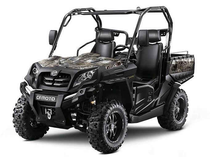 UFORCE 800 4X4 EPS