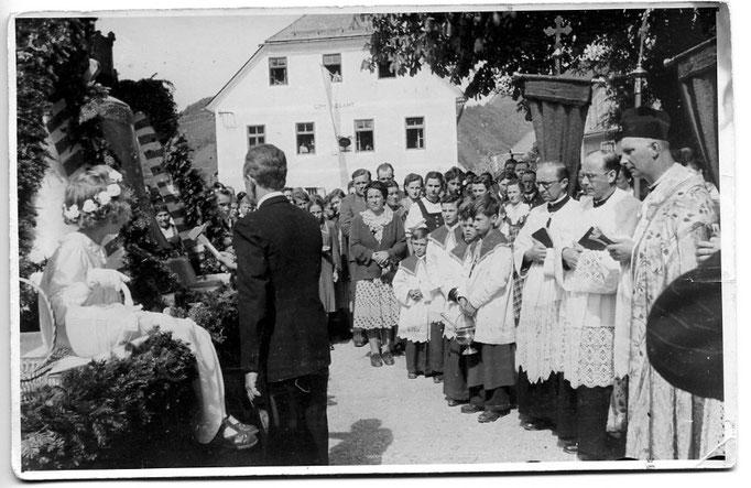Glockenweihe in Großraming